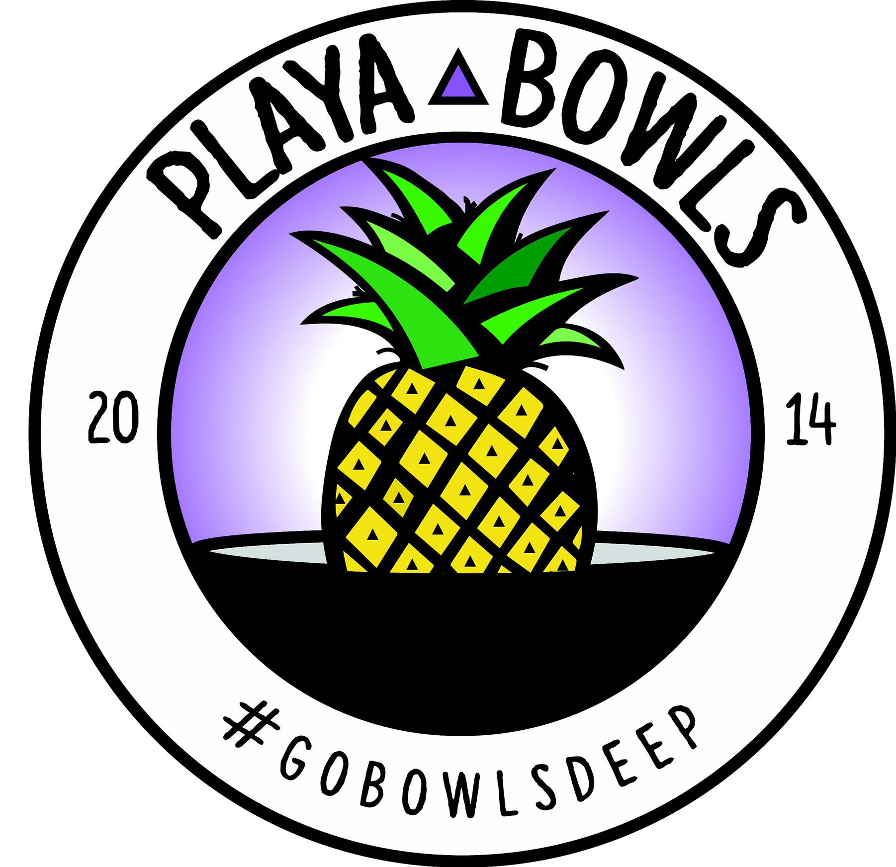 Playa Bowls Brick Menu Page | Powered by Orderspoon